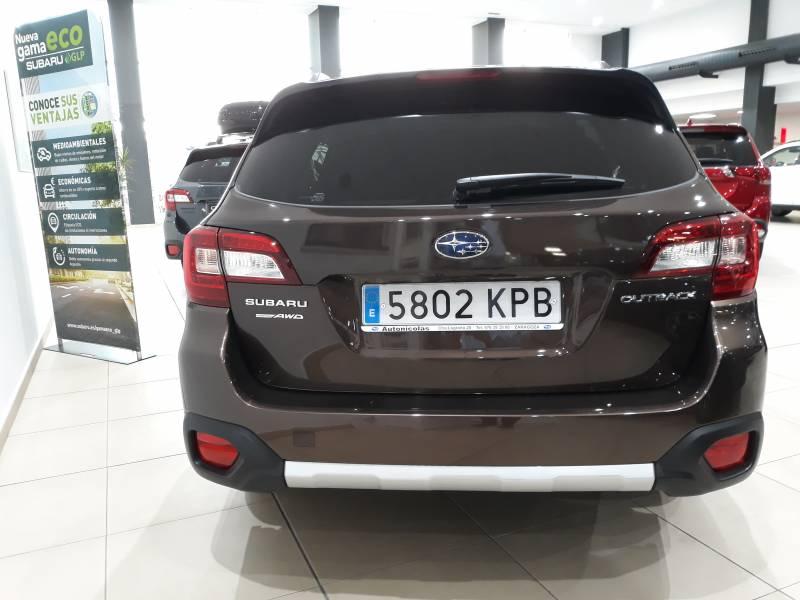 Subaru OutBack 2.5i Executive