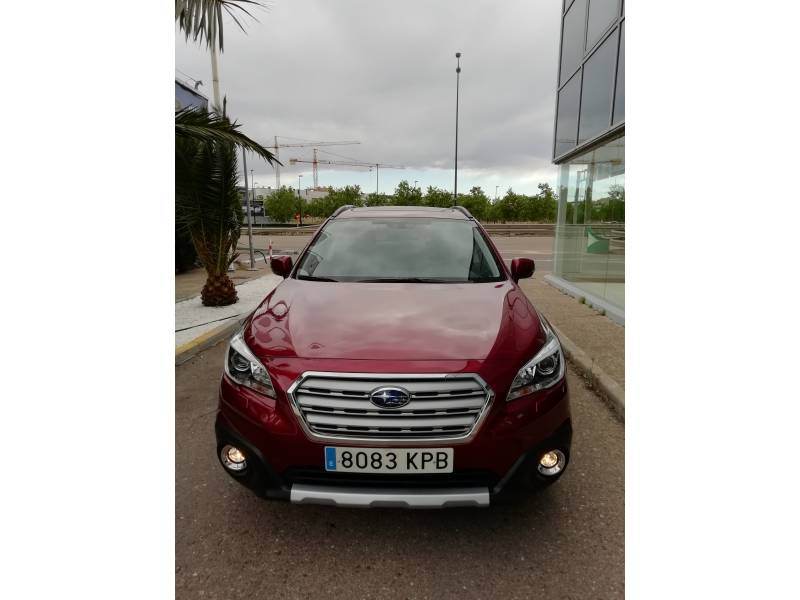 Subaru OutBack 2.0 TD Executive Plus