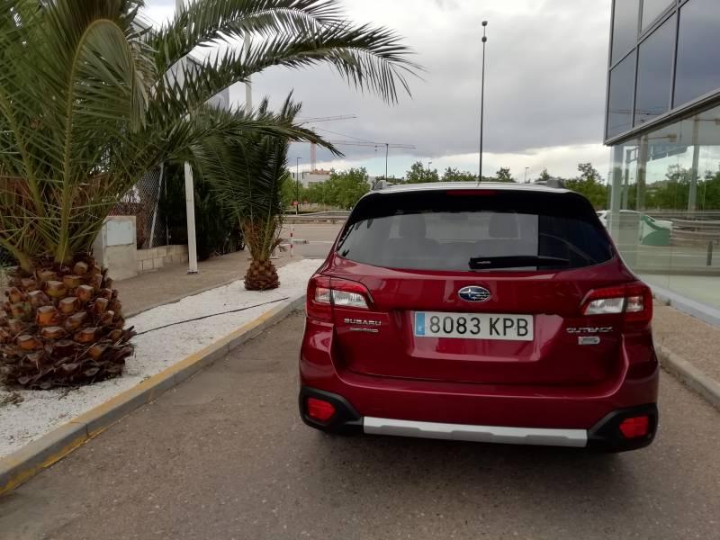 Subaru OutBack 2.0 TD Executive Plus