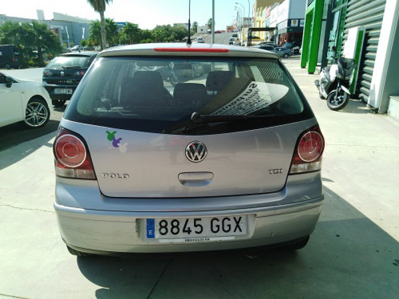 Volkswagen Polo 1.4 TDI 70cv Advance