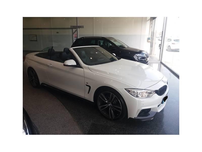 BMW Serie 4 3.0 D CABRIO