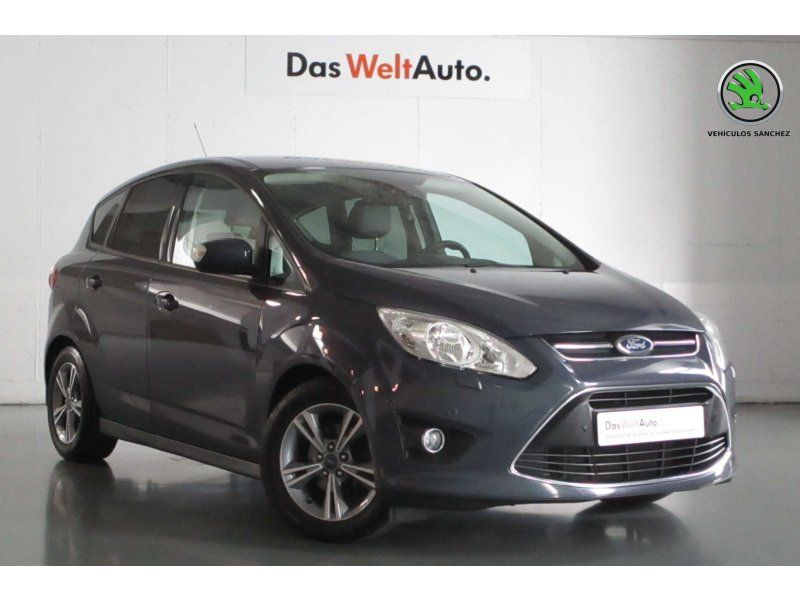 Ford C-Max 1.0 EcoBoost 125 Auto Start-Stop Edition