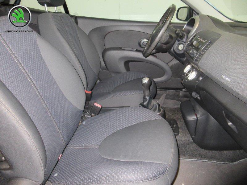 Nissan Micra C+C 1.6i 110 CV Piel ESP TEKNA PLUS