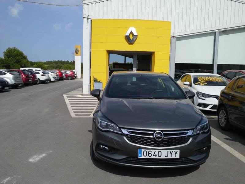 Opel Astra 1.4  T 125 cv DINAMIC