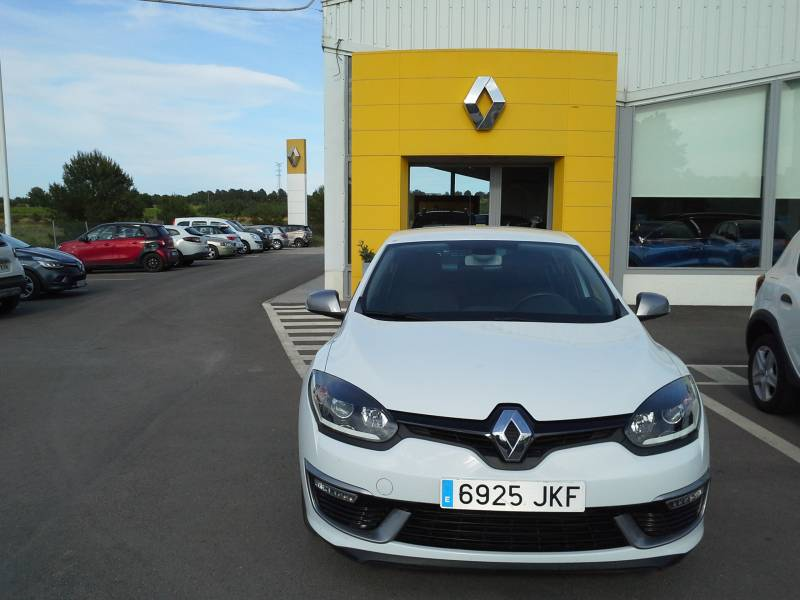 Renault Mégane ENERGY Tce 115 cv GT STYLE