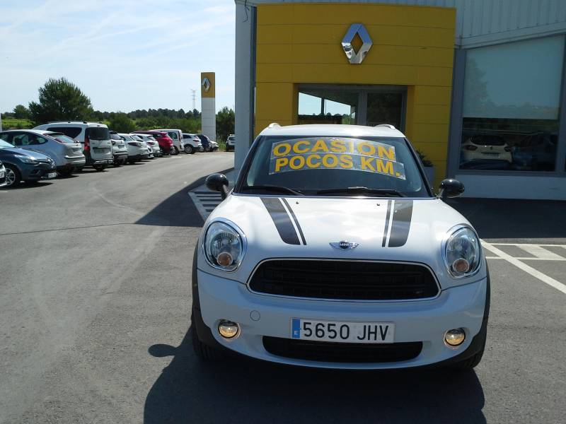 Mini Countryman ONE 1.6 Dci 90 cv ONE D