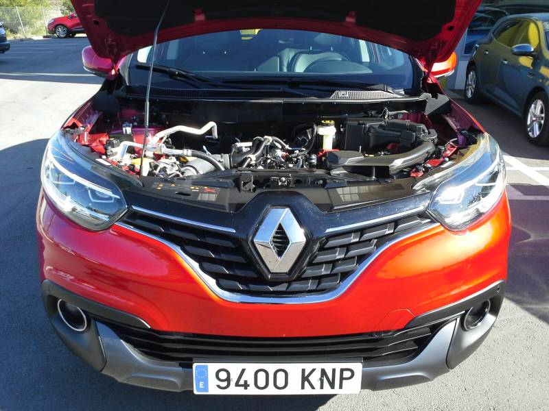 Renault Kadjar 1.2 TCE 130 cv ZEN
