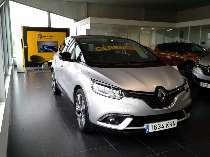 Renault Scénic TCE 140 cv GPF ZEN