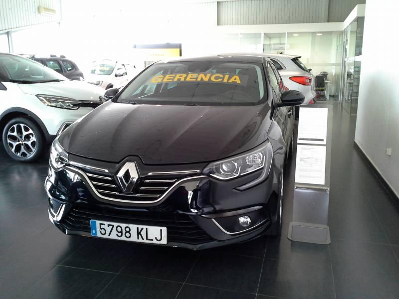 Renault Mégane 1.5 Dci 110 cv ZEN