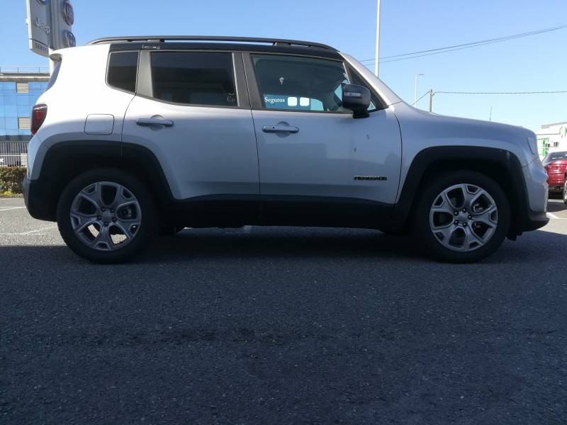 Jeep Renegade 1.3G 110kW   4x2 DDCT Limited