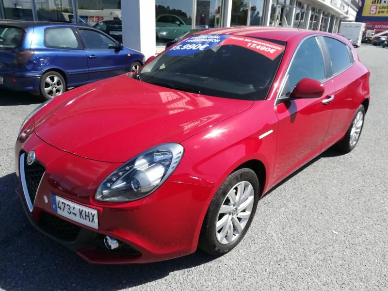 Alfa Romeo Giulietta 1.6 JTD 88kW (120CV) TCT Super
