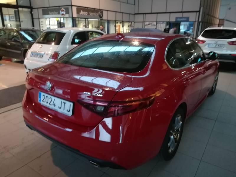 Alfa Romeo Giulia 2.2 Diesel 180cv   AT Super