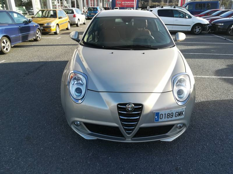 Alfa Romeo MiTo 1.6 JTDm 120CV Distinctive