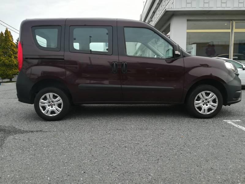 Fiat Dobl U00f2 Panorama N1 1 3 Multijet 70kw  95cv  Pop Diesel Rojo Con 34000kms En Nar U00f3n  A Coru U00f1a