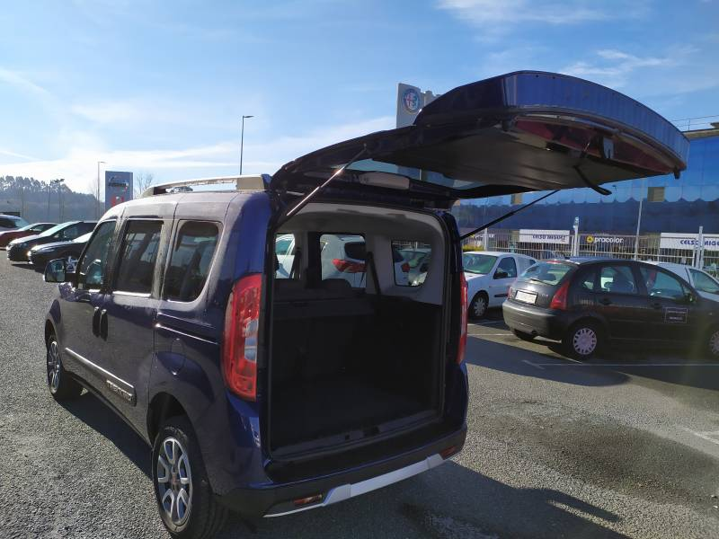 Fiat Doblò Panorama 1.6 Multijet 89kW (120CV) SWB Trekking