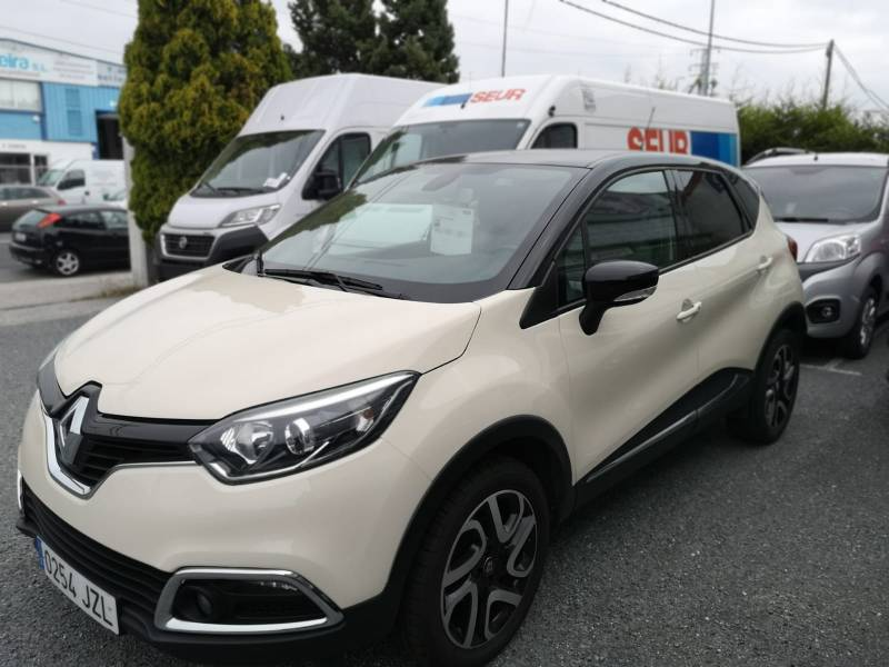 Renault Captur Energy TCe 66kw (90CV) eco2 Limited