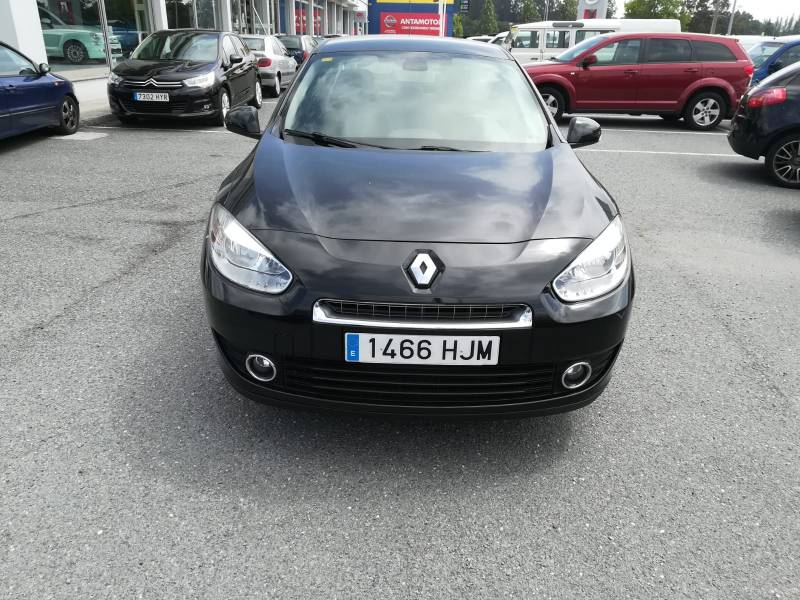Renault Fluence dCi 110 eco2 Emotion