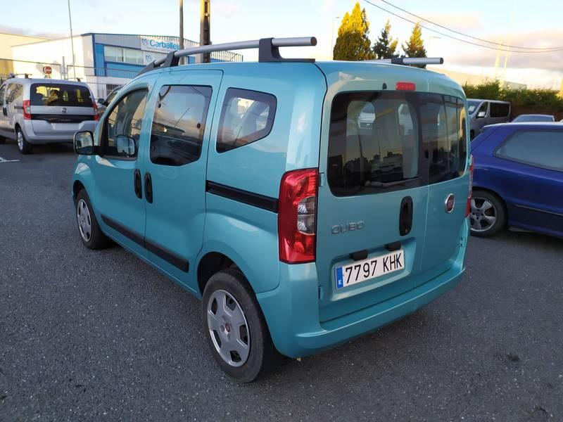 Fiat Qubo 1.3 Multijet 95cv E6 Dynamic