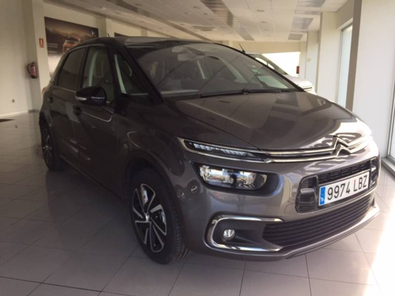 Citroën C4 Spacetourer BlueHDi 96KW (130CV) EAT8 Origins