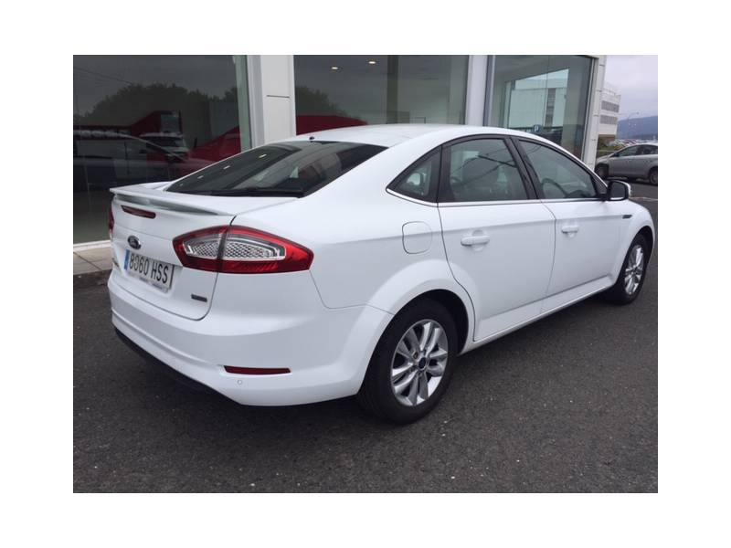 Ford Mondeo 1.6 TDCi A-S-S 115cv DPF ECOnetic-Trend ECOnetic Trend