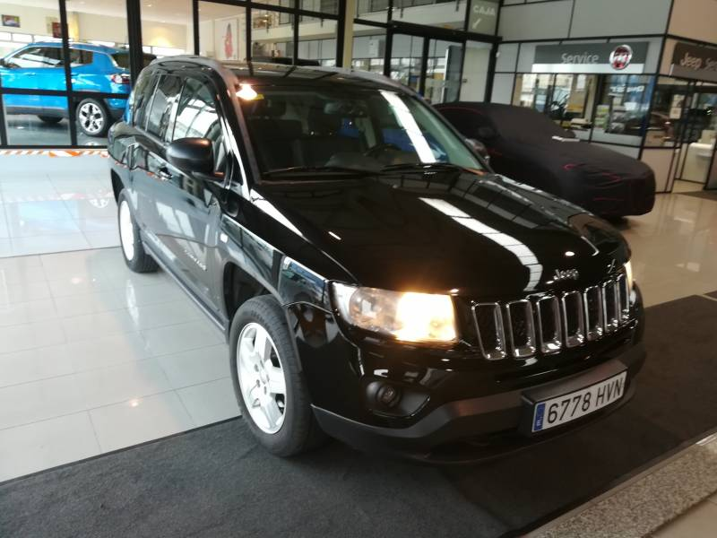 Jeep Compass 2.2 CRD   4x4 163 CV North