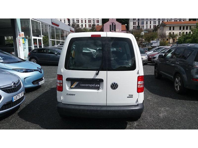 Volkswagen Caddy 1.6 TDI 75cv BMT 5pl Kombi PRO