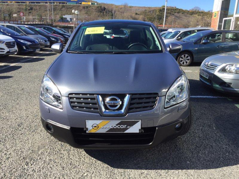 Nissan Qashqai 2.0 4X2 TEKNA