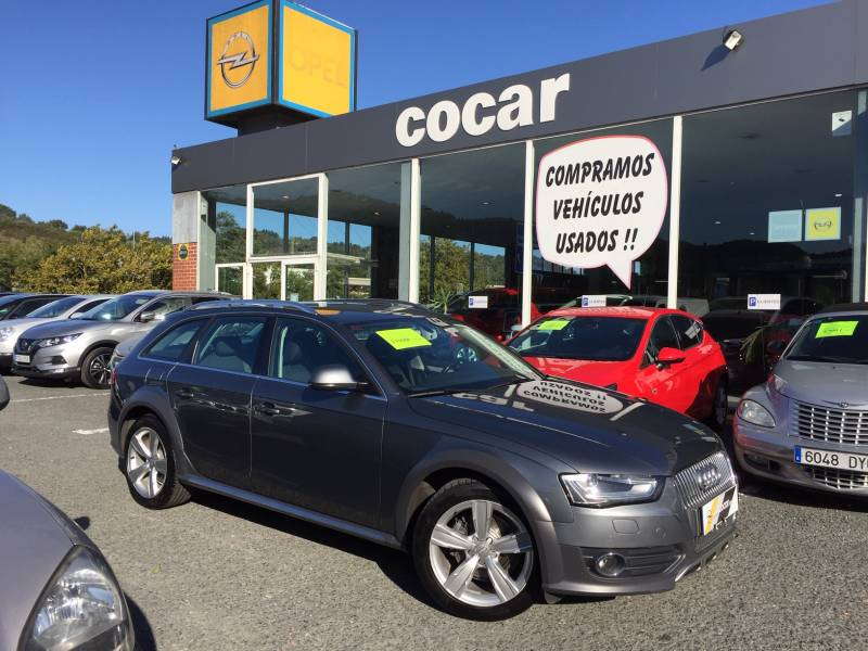 Audi A4 Allroad Quattro 2.0 TDI 180 CV ALL ROAD