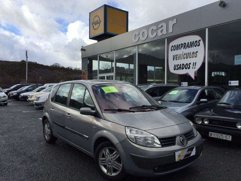 Renault Scénic 1.5DCI100 CONFORT AUTHENTIQUE