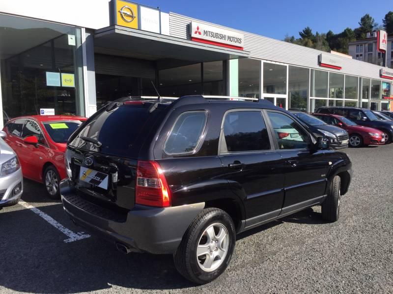 KIA Sportage 2.0 CRDI 112 CV TITANIUM