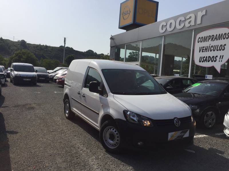Volkswagen Caddy 2.0 TDI 110 4 MOTION VAN