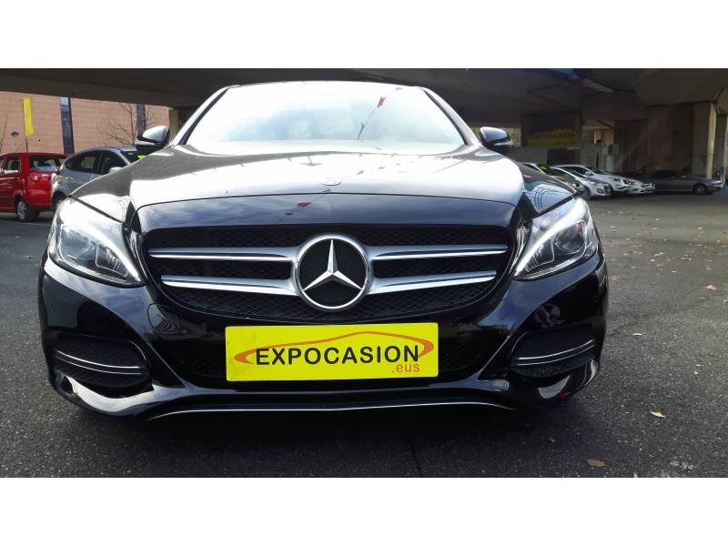 Mercedes-Benz Clase C C 220 BlueTEC Exclusive