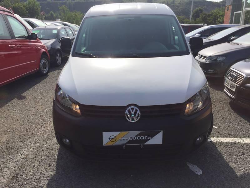 Volkswagen Caddy 2.0 TDI 110 4 MOTION VAN