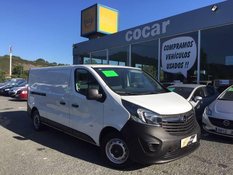 Opel Vivaro 1.6 cdti 115 L2 H1