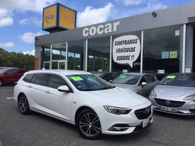 Opel Insignia Sports Tourer 1.5 TURBO 165 CV