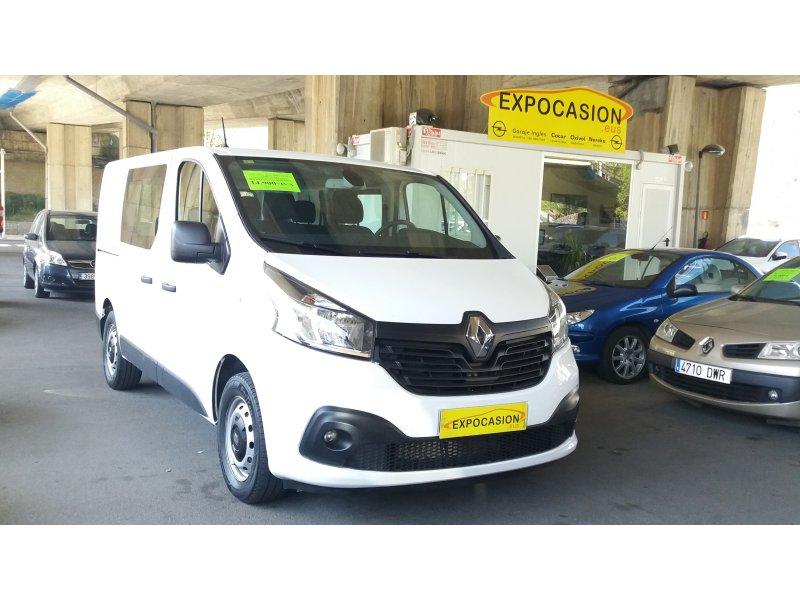 Renault Trafic Energy dCi 120 TT Passenger Edition