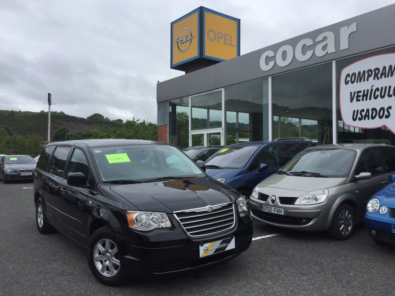 Chrysler Grand Voyager 2.8 CRD Confort Plus Touring