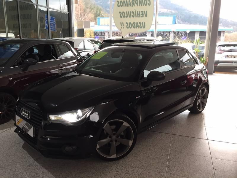 Audi A1 1.6 TDI 105 s line