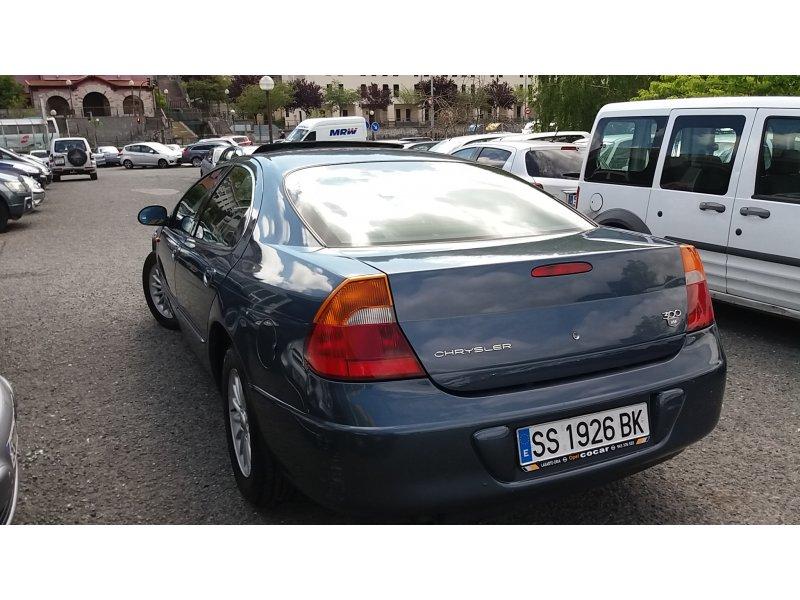 Chrysler 300M 2.7 V6 24V AUTO -