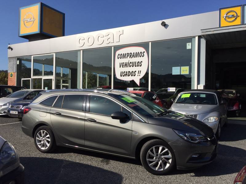 Opel Astra Sports Tourer 1.6 cdti 136 cv DYNAMIQUE
