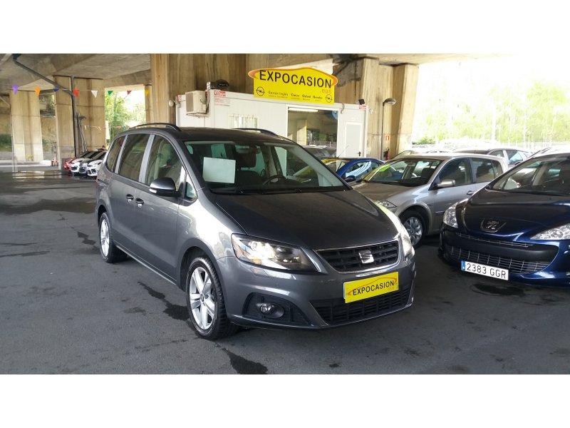 SEAT Alhambra 2.0 TDI 150CV DSG S/S Style Advance Plus