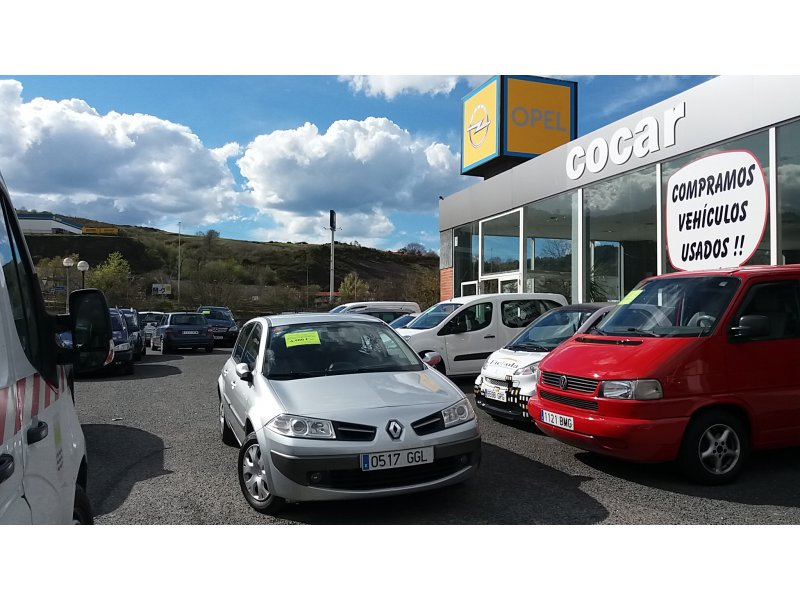 Renault Mégane 1.5dCi105 Confort Authentique