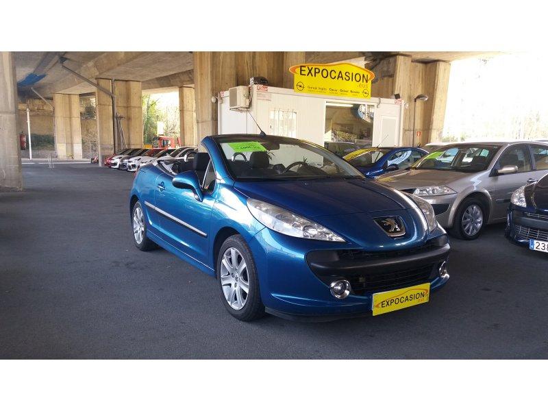 Peugeot 207 CC 1.6 VTi 16v -