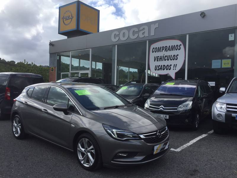 Opel Astra 1.6 CDTI 136 CV DYNAMIQUE