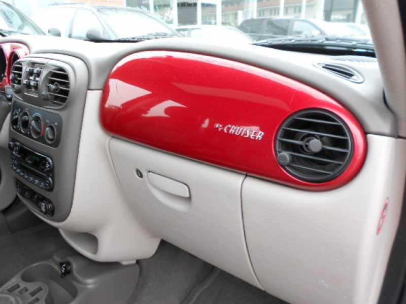 Chrysler PT Cruiser Rojo Brillante