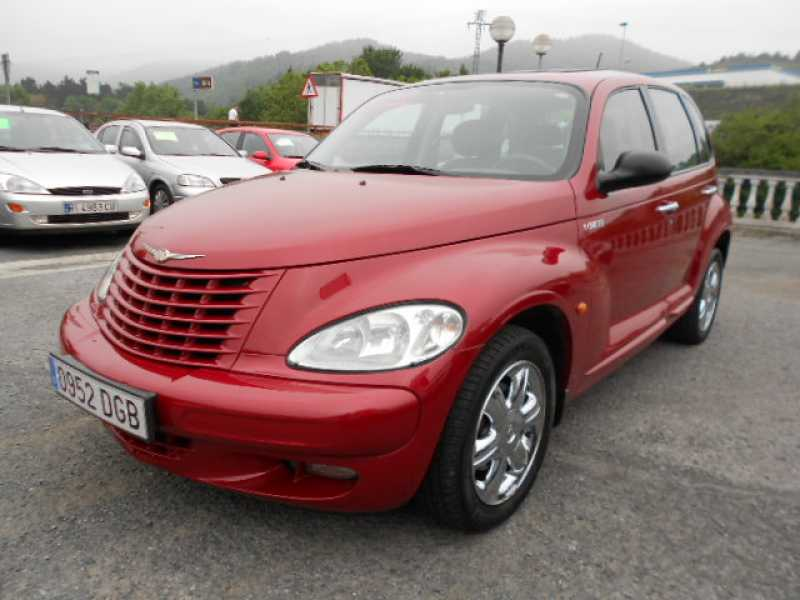 Chrysler PT Cruiser Rojo Brillante