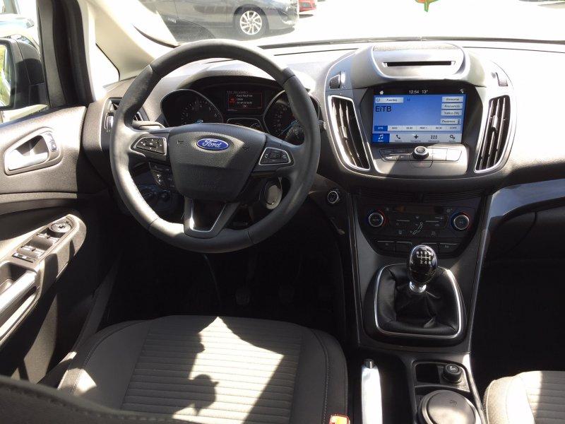 Ford C-Max 1.0 EcoBoost 125 Auto Start-St. Titanium