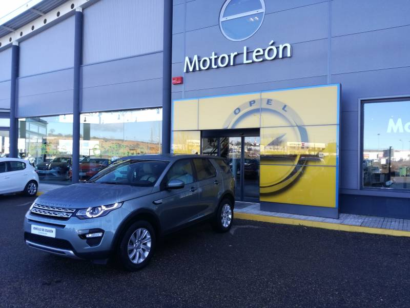 Land Rover Discovery Sport 2.0L TD4 150CV Auto. 4x4 HSE