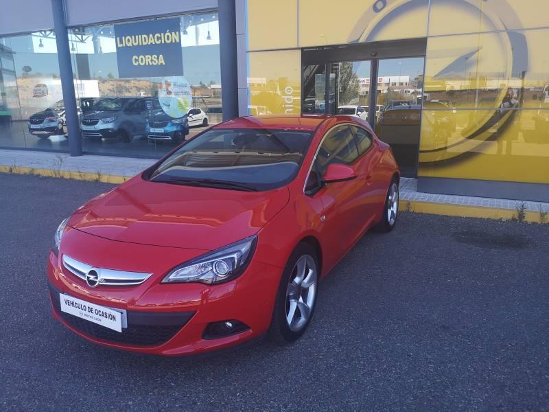 Opel Astra 1.4 Turbo S/S   GTC 140 CV Sportive