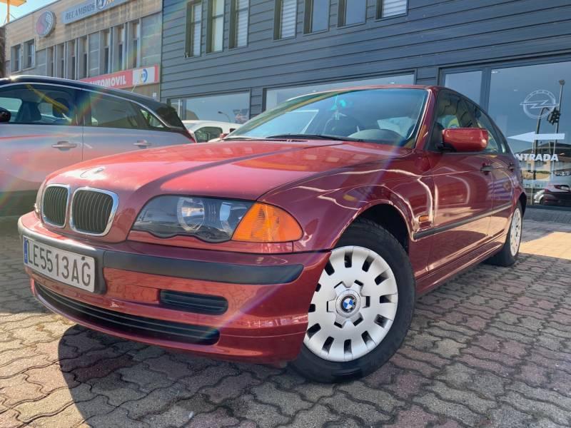 BMW Serie 3 316I 316I